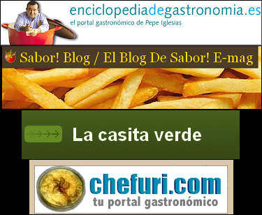 Blogs gastronómicos descubiertos (II)