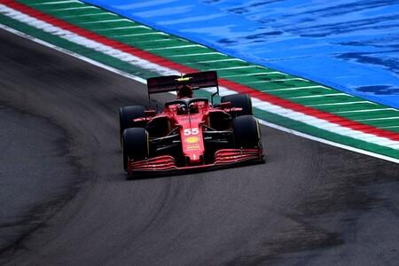 Sainz Imola F1 2021