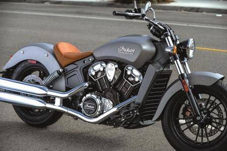 Indian motorcycle 2015