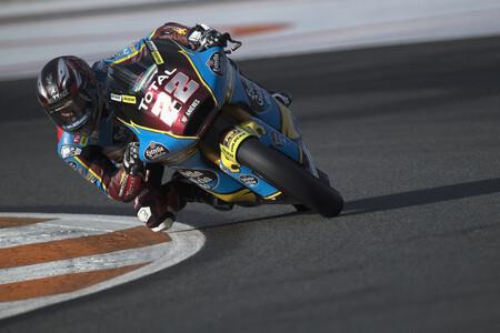 Lowes Valencia Moto2 2020
