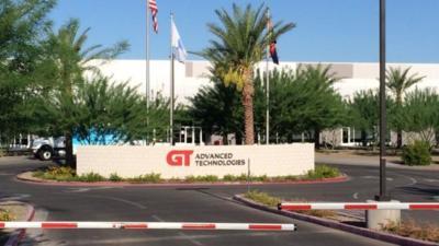 La planta de GT Advanced recibe una fuerte inversión por parte de Apple