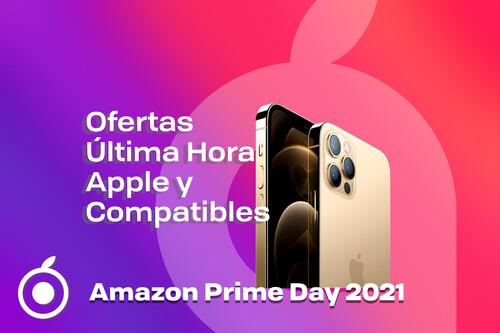 Las ofertas de última hora en productos Apple y compatibles que no te puedes perder del Amazon Prime Day 2021