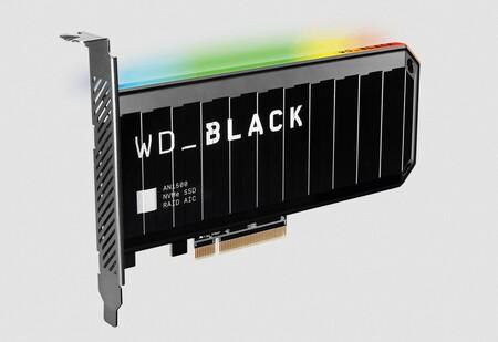 Igual no necesitas PCIe 4.0: las nuevas WD Black AN1500 combinan dos SSD en RAID 0 para lograr transferencias de hasta 6.500 MB/s