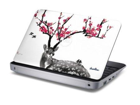 Dell presenta diseños de Threadless en sus portátiles