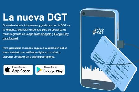 La legalidad de la app miDGT, en el aire: la Justicia admite a trámite las dudas sobre su validez