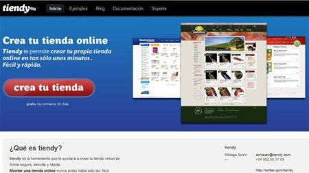Tiendy: una plataforma para crear tiendas online con facilidad pasmosa