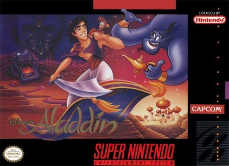 Aladdin (Super Nintendo)