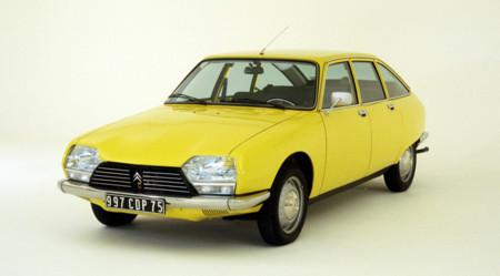Hubo una época en la que Citroën era diferente, como su GS y sus anuncios