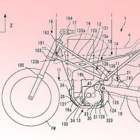 La primera naked eléctrica de Honda: una Neo Sports Café para el carnet de conducir A1, según estas patentes