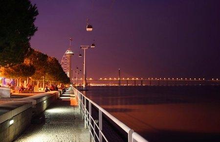 Descubriendo Lisboa: paseo en el teleférico del Parque de las Naciones