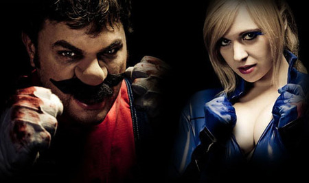 Logradísimo cosplay de 'Super Smash Bros. Brawl'