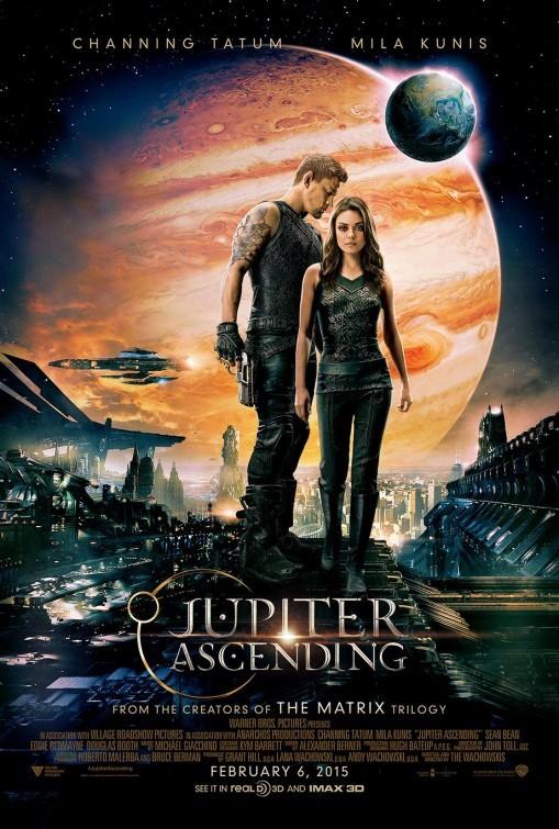 Foto de Carteles de 'El destino de Júpiter' (10/14)