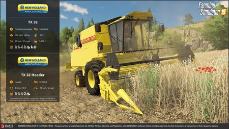 Older Machine Fiat Case New Holland In Farming Simulator 19 2
