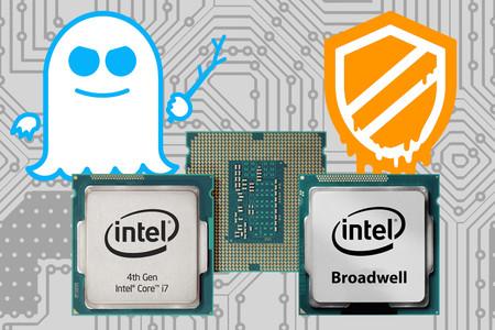Intel recomienda no instalar los parches actuales contra Meltdown y Spectre tras identificar la causa de los reinicios