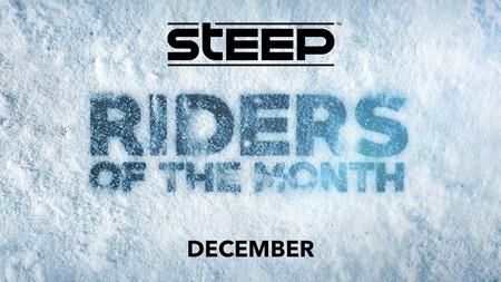 Ubisoft nos muestras los mejores momentos de Steep en diciembre