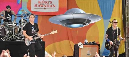 Blink 182 Ufo
