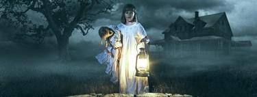 'Annabelle: Creation' es mejor que la primera pero no tan terrorífica como las historias de los Warren