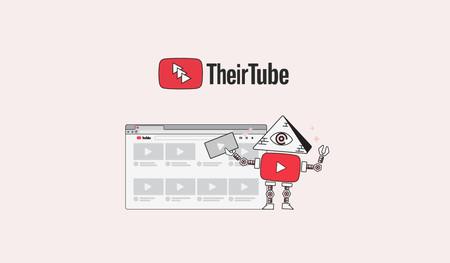 Esta web te permite ver la burbuja en la que viven los que consumen vídeos conspiranoicos en YouTube