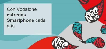 Vodafone elimina el servicio que permitía estrenar smartphone cada año
