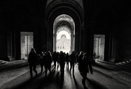 '12 horas en el Louvre', una serie de la multipremiada Katy Gómez Catalina sobre el famoso museo parisino