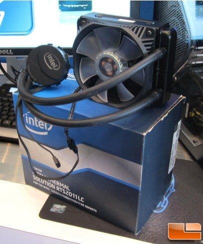 Intel refrigeración líquida