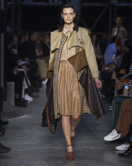 Burberry Autumn Winter 2019 Collection Look 92