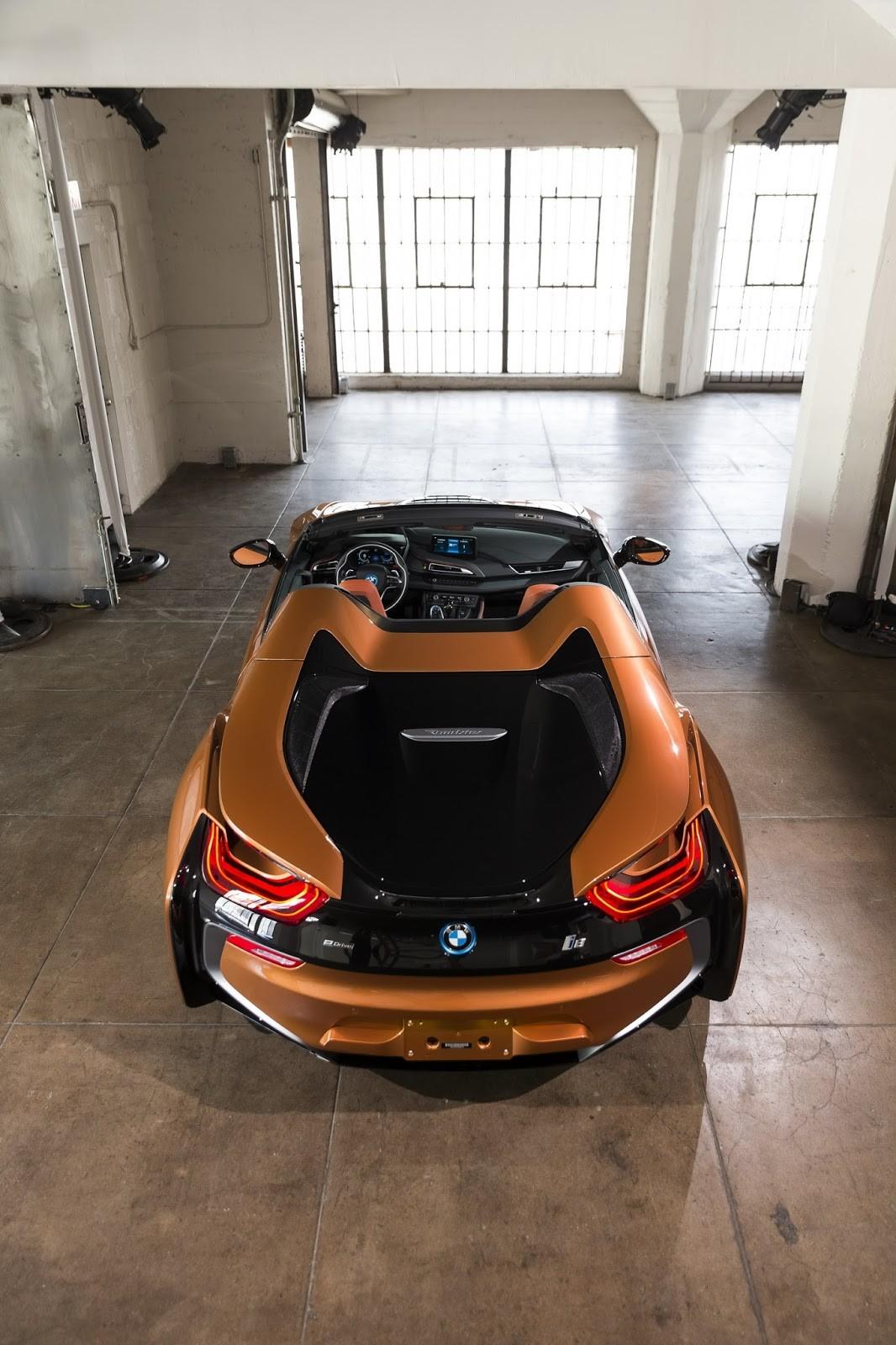 Foto de BMW i8 Roadster (primeras impresiones) (9/30)