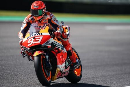 Marquez Italia Motogp 2021