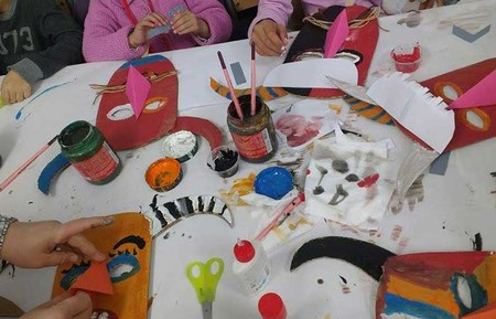 Taller Museo Etnologico
