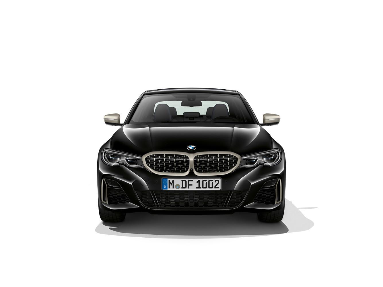 Foto de BMW M340i xDrive sedán (4/12)