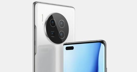 El diseño de los Huawei Mate 40 y Mate 40 Pro se filtra al completo