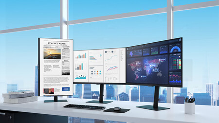 Photo Samsung Launches New High Resolution 2021 Monitor Lineup 6