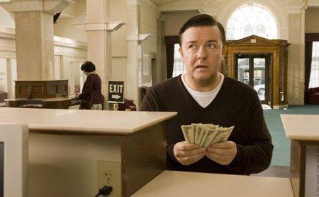 'Increíble, pero falso', Ricky Gervais desaprovecha una gran idea