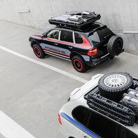 Porsche Classic quiere hacer un restmod del primer Cayenne  convirtiéndolo en una bestia 4x4 capaz de correr el Dakar