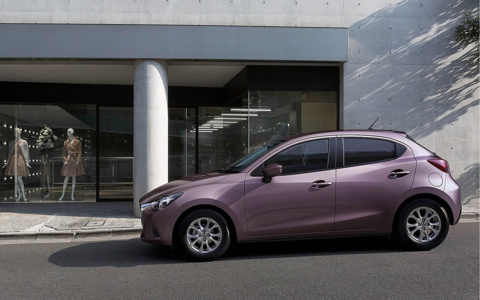 Foto de Mazda 2 2015 (12/24)