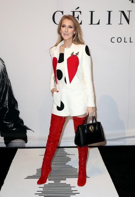 Celine Dion Schiaparelli Alta Costura