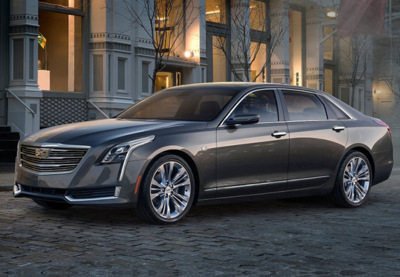 El nuevo Cadillac CT6 te servirá para irte de fiesta con el presidente de los Estados Unidos