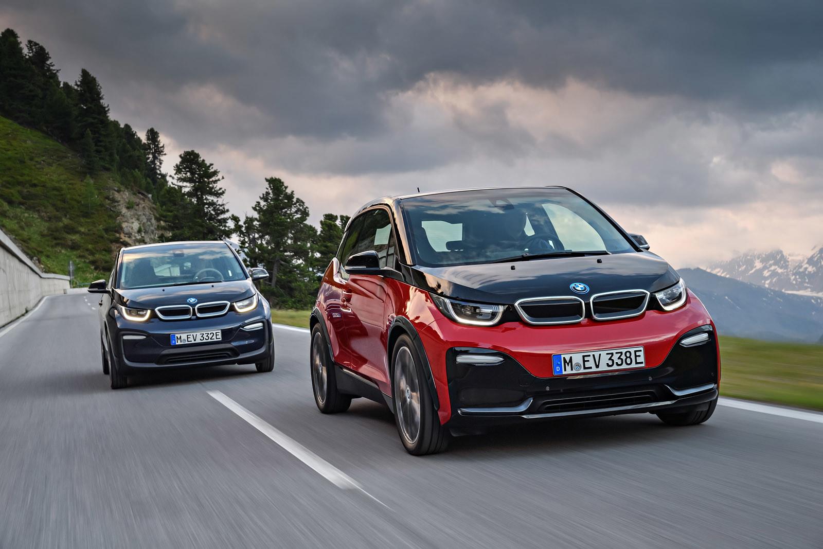 Foto de BMW i3 y i3s 2018 (120/139)