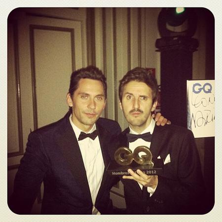 Julián Premios GQ