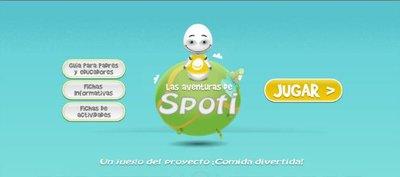 """""""Las aventuras de Spoti"""" es un juego online interactivo para prevenir la obesidad infantil en niños con Síndrome de Down"""