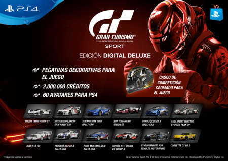Gt Sport Contents Digital Deluxe Es 18753