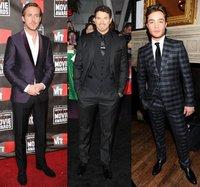 Los hombres mejor vestidos en la alfrombra roja del 2011 (II)
