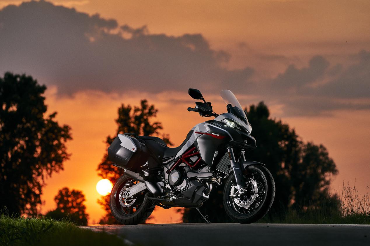 Foto de Ducati Multistrada 950 S GP White 2020 (6/8)