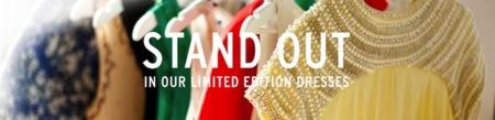 Los nuevos vestidos de edición limitada de Topshop