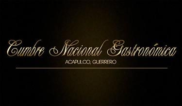 La Cumbre Nacional Gastronómica 2014, cambia su fecha y se realizará en diciembre