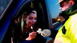 Resultados de los primeros test anti droga a conductores de la Guardia Civil