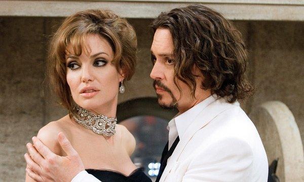 The Tourist Cuando Johnny Depp Y Angelina Jolie Jugaron A Ser Cary Grant Y Audrey Hepburn