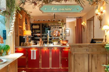 Bonito, no. Lo siguiente. Así es Le Bistroman, un restaurante que nos lleva a la Provenza sin salir de Madrid