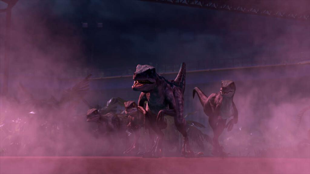 Netflix renueva 'Jurassic World: Campamento Cretácico': primer tráiler de la temporada 2 de la serie de la franquicia jurásica
