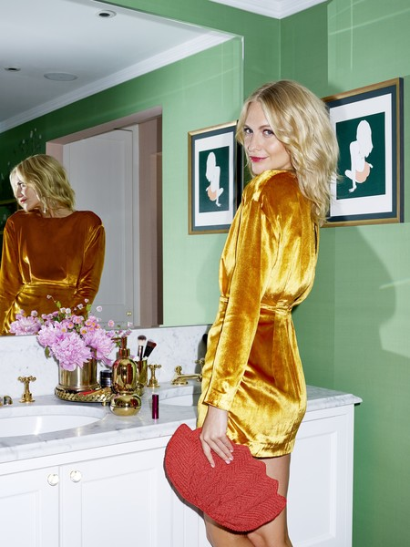 H M Home At Home With Poppy Delevingne Bath